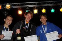 Mike Kleist wird 1. offizieller Deutscher Meister im Canopy Piloting thumbnail